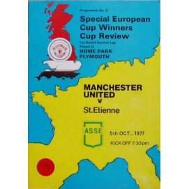 St Etienne<br>05/10/77